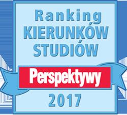 Ranking kierunków studiów - Perspektywy 2017