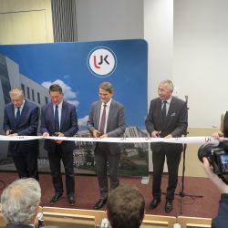 Otwarcie budynku Wydziału Humanistycznego – nowej siedziby Instytutu Historii
