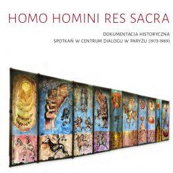 Homo Homini Res Sacra - wersja elektroniczna